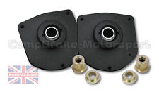 FITS LANCIA DELTA EVOLUTION FRONT ALUMINIUM TOP MOUNTS (1 PAIR) CMB0393