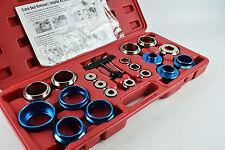 Manivela leva del eje de sello de aceite removedor instalador Instalación Set Kit De Herramienta