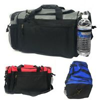 Duffel Duffle Bag Bags Work Carry-On Sports School Gym Travel Luggage 20""