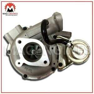 14411-VK500 TURBO CHARGER NISSAN YD25 DTi FOR NISSAN NAVARA D22 KING CAB 01-06