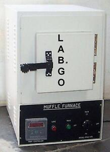 Rectangular Muffle Furnace 9x4x4