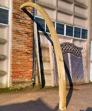 Arco legno lamellare 90x90 impregnato autoclave per strutture da esterno carport