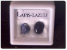 LAPIS LAZULI + CRISTAL DE LAPIS LAZULI Birmanie