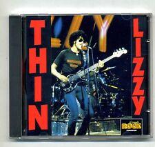 THIN LIZZY # IL GRANDE ROCK 1991 # CD De Agostini