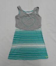 Roxy Kids Sz 5 Medium Dress Sea Sunset