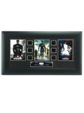 Captain America Marvel Cinematic Universe Film Cel 35mm Framed Certificate COA