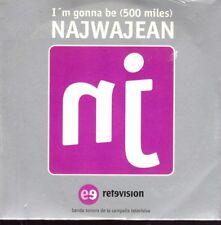 NAJWA JEAN I'M GONNA BE CD single PROMO