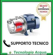 ELETTROPOMPA AUTOADESCANTE JET PEDROLLO JCRm 2A HP 1.5 POMPA JCR AUTOCLAVE V220