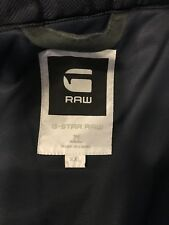 G Star Raw Men's Luxurious Winter Coat XXL, Only Worn A Few Times EUC