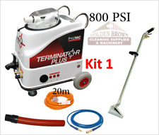 Polivac Terminator Plus Kit 1 Carpet Wet Extraction Tile Grout Cleaner 800 PSI