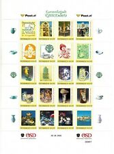 Keramikstadt Gmunden - 20er Bogen - Pers. Briefmarken**