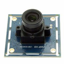 2.8mm Lens UVC Camera Module Board 1MP Webcam Video 720p For Windows Android