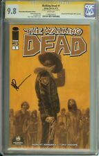WALKING DEAD #1 CGC 9.8 WHITE PAGES // SIGNED BY NORMAN REEDUS