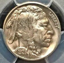 1926  Buffalo Nickel  PCGS MS65
