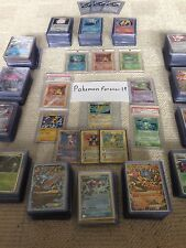POKEMON 13 CARD LOT! UMBREON GOLD STAR? Blastoise? EX? Grab Bag! RAICHU 1ST ED?