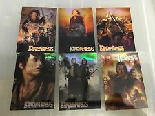 Lord Of The Rings Hobby Japan Rare Exclusive Foil Promo Set PR2-PR7