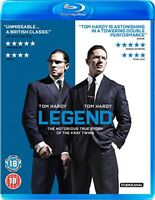 Legend [Blu-ray] [DVD][Region 2]