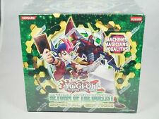 Yugioh 5D'S Return Of The Duelist Special Edition SE Box Factory Sealed Case