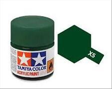 Tamiya Mini X05 GREEN - Acrilico Lucido 10ml
