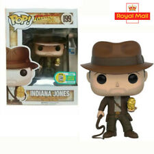 Funko Pop Indiana Jones Vinyl Action Figures brinquedos Collection Toys NEW UK