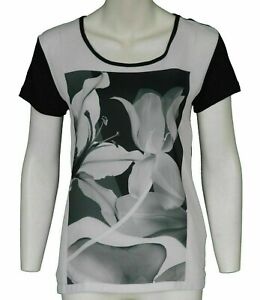 Women's Zara W&B Collection Top Size S Small