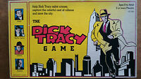 Vintage Dick Tracy Game  By University Games