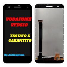 DISPLAY +TOUCH SCREEN per VODAFONE SMART 510 VFD510 NERO LCD VETRO ALCATEL