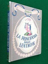 Sergio TOFANO - LA PRINCIPESSA DALLE LENTICCHIE , Ed Adelphi (2002) ill. Sto