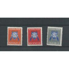 Ned. INDIE  290-292 Vrij-Nederland  MNH/postfris   CV 23 €