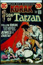 DC Comics KORAK Son Of Tarzan #50 VFN 8.0