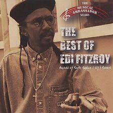 Edi Fitzroy - Best of Edi Fitzroy: The Musical Ambassador Years [New CD]