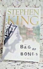 Bag of Bones by Stephen King (1998, Hardcover) 1st