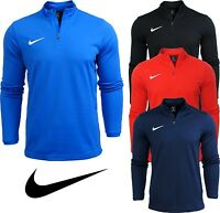 NIKE QUARTER ZIP MIDLAYER SWEATSHIRT SWEATER JACKET TOP TRACKSUIT TRACK