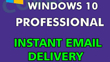 |Windown 10 Pro Professional Genuine License Key 🔑|INSTANT DELIVERY|