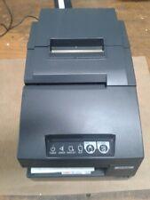 EPSON TM-H6000III stampante di ricevute Nero Serial I/F STAMPANTE Solo Nessun PSU