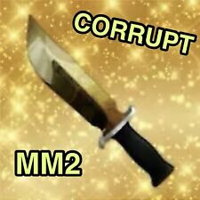 MM2 Corrupt Godly Weapon - Roblox In Game Item - Very Rare - Quick Delivery
