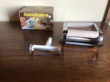 Marcato OMC 150 Ravioli Cutter Attachment Made In Italy Open Box New