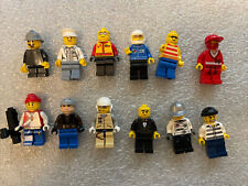 Lot of 10 Original Lego Figures