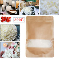 Soy Wax Flakes 500 Gram C3 Container Wax Eco Soya Wax Scented Candle Making