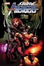 SAVAGE AVENGERS #13 VARIANT [AUG200684] MARVEL COMICS