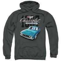 CHEVROLET CLASSIC CAMARO Licensed Adult Hooded and Crewneck Sweatshirt SM-3XL