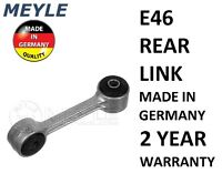 1 x BMW 3 series E46 1998-2005 MEYLE Rear Suspension Drop Link Rod 3160604610
