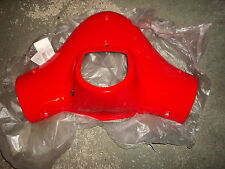 DERBI prédateur, GP1 Couvercle du guidon, capot rouge original 00g01003517