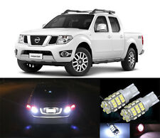 Premium LED Reverse Backup Light Bulbs for 2005 - 2015 Nissan Frontier T15 42SMD
