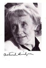 Astrid Lindgren ++Autogramm++ ++Pipi Langstrumpf++