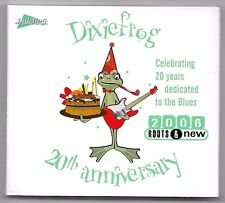 DOUBLE CD / DIXIEFROG - 20TH ANNIVERSARY / 32 TITRES (ALBUM ANNEE 2006)