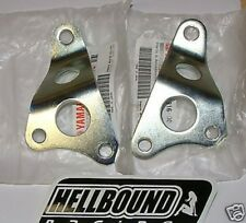 BRAND NEW Yamaha YFZ450 front motor mount set atv 2004-2017