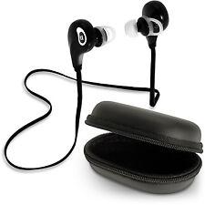 4.1 Stereo Wireless Bluetooth Auricolari Senza Fili Cuffia Con Mic Smartphone