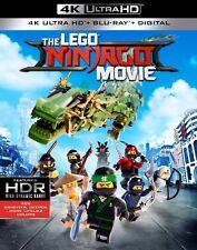 The LEGO Ninjago Movie (4K Ultra HD)(UHD)(Atmos)