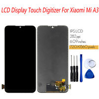 TFT LCD Display Screen Touch Digitizer Replacement Parts for Xiaomi Mi A3 / CC9E